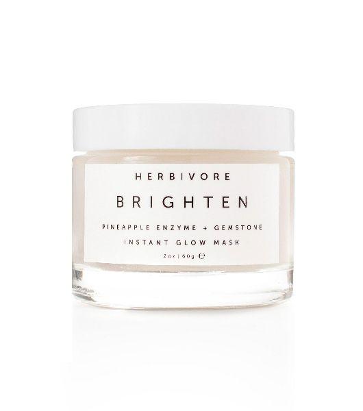 Herbivore Botanical - S Brighten Pineapple + Gemstone Mask