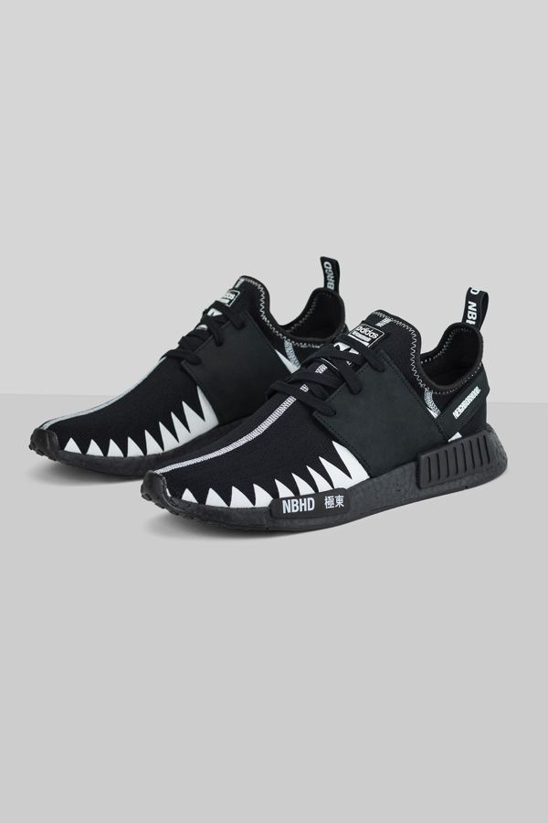 new products 3e3f7 da59d Neighborhood x NMD_R1 Primeknit 'Neighborhood' | The Best of ...