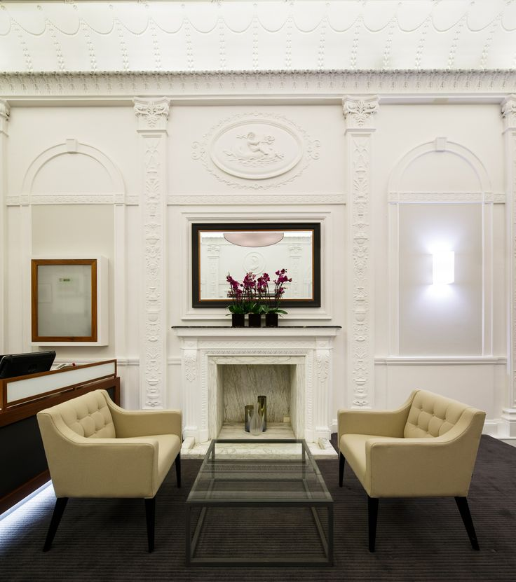 Office Reception - Piccadilly