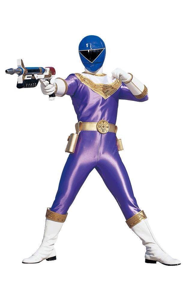 Power Rangers Zeo - Blue Ranger