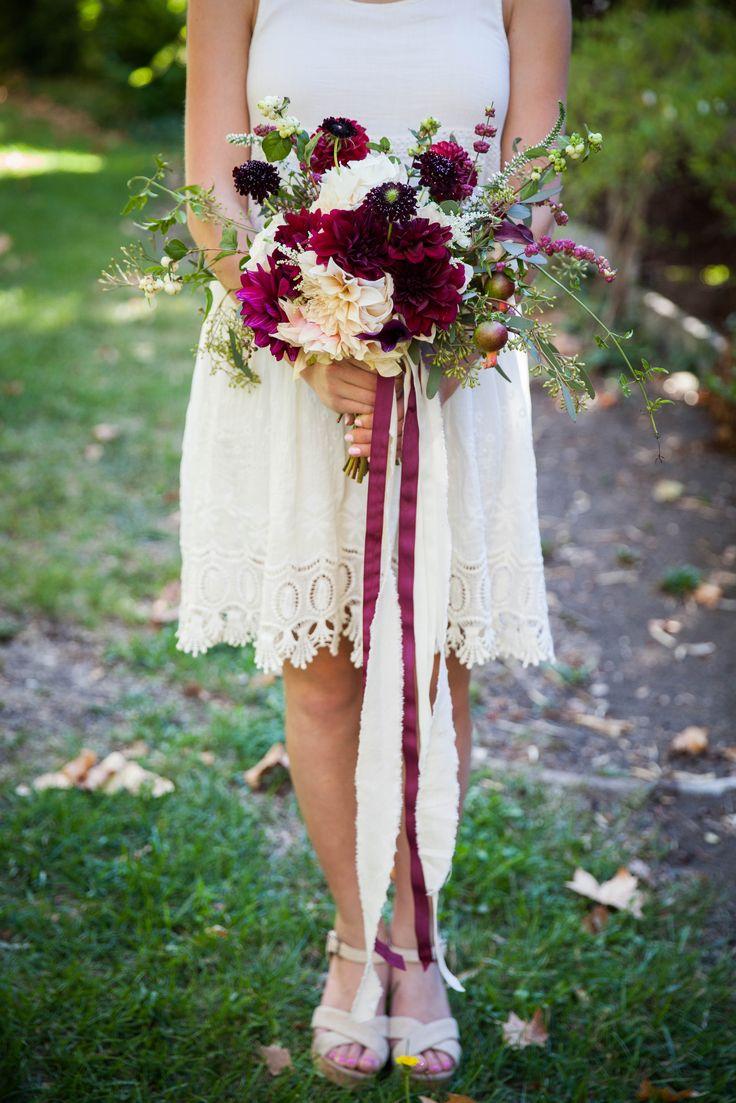 Woodland Rustic Wedding Inspiration