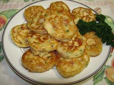 Savoury Patties