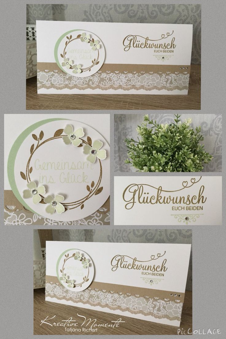 330 Best Hochzeit Images On Pinterest Wedding Cards Card Ideas