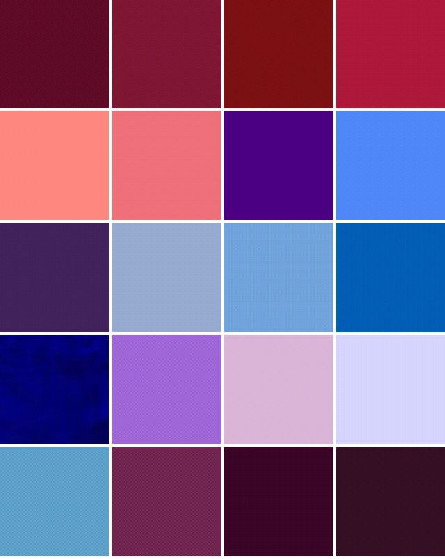 Caygill • Jewel Tone Summer• Colour pallette continued