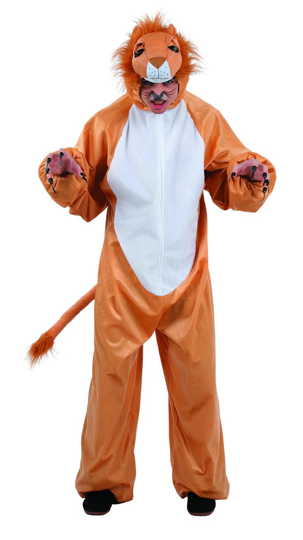 Disfraz de león de la selva para niño y para niña