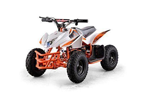 Go-Bowen XW-EA23-W Titan Kids ATV, White by Go-Bowen. Go-Bowen XW-EA23-W Titan Kids ATV, White.