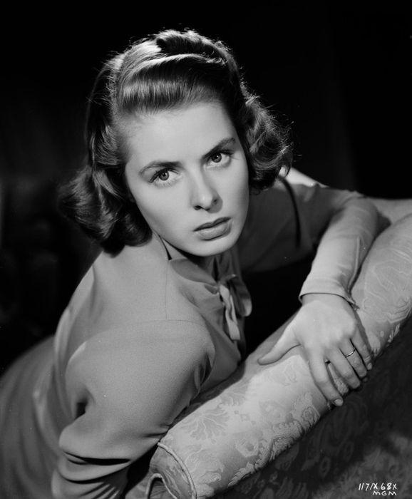 Ingrid Bergman / Ингрид Бергман | СПЛЕТНИК