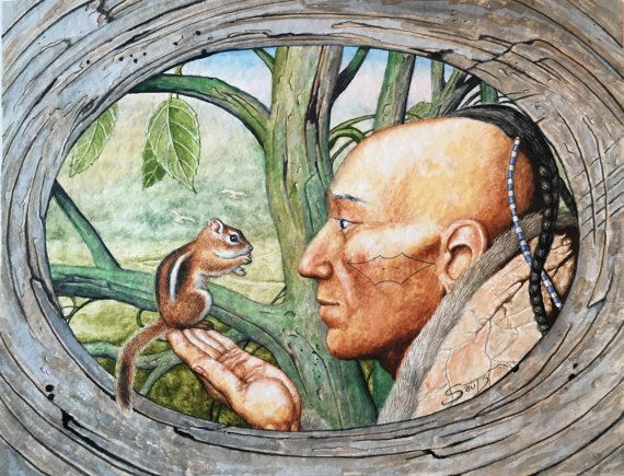 29 best lenape indian project images on pinterest delaware indians young lenape indian chief with chipmonk 10 publicscrutiny Image collections