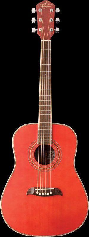 Oscar Schmidt OG1TR 3/4 Size Acoustic Guitar