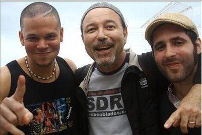 Calle 13 y Ruben Blades, La Perla