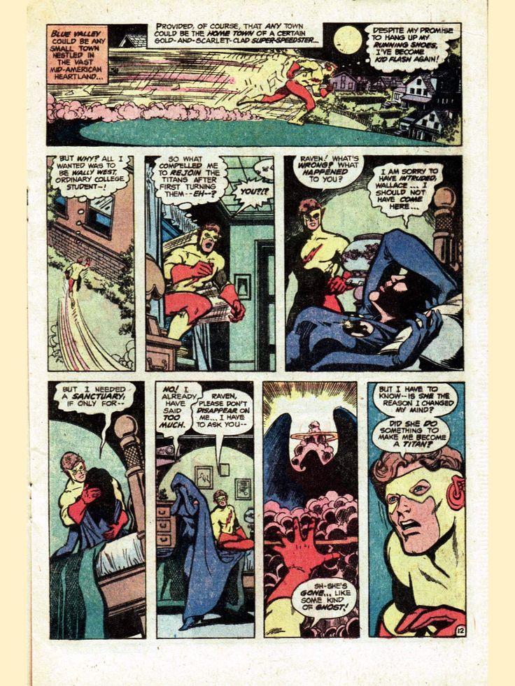 Pin En Teen Titans Comic-3247