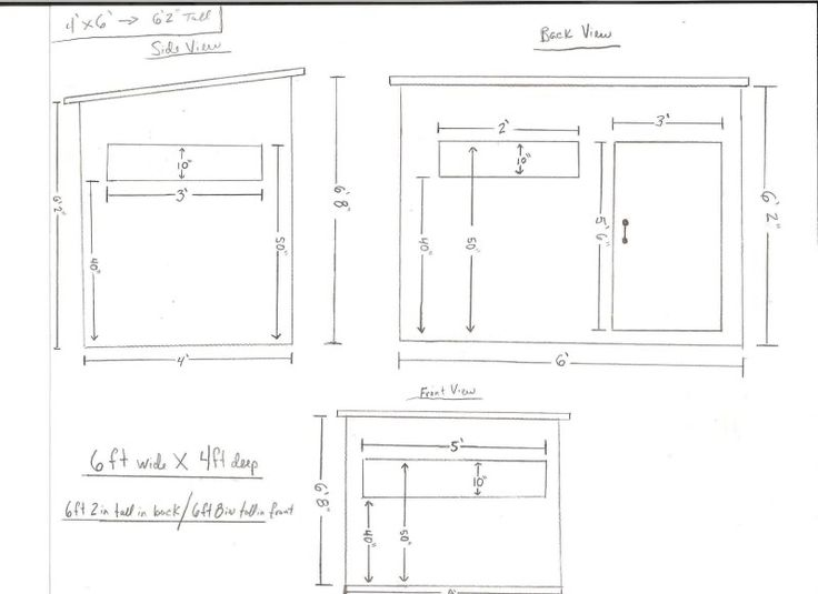 Free Deer Stand Plans 4x6  Box Stands Plans Deer Stand Plans Deer