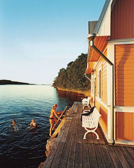 Lovely Finnish summer