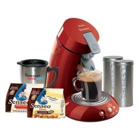 I miss my Senseo Coffee Maker - was the best ever and I had it in RED  51X6YDVHAZL._AA280_.jpg