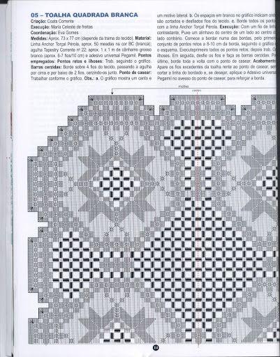 HARDANGER CORRETO - GISELI - Picasa Web Album