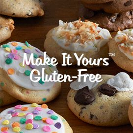 Country Crock Make It Yours™ easy Gluten-free Cookie Recipe  Endless possibilities I'm going the healthy route