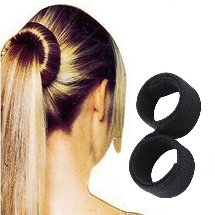 2016 High Quality Wholesale 1pc Useful Hair Updo Wrap Fold Snap Bun Maker Hair Magic Styling Tool