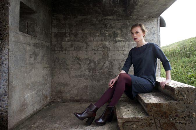 Autumn/Winter '14/'15 collection / FENNY FABER Photography: Loet Koreman, www.fotoloet.nl Fotoloet Make-up & Hair: Irene Reijerse Model: Marloes @Ego's Models