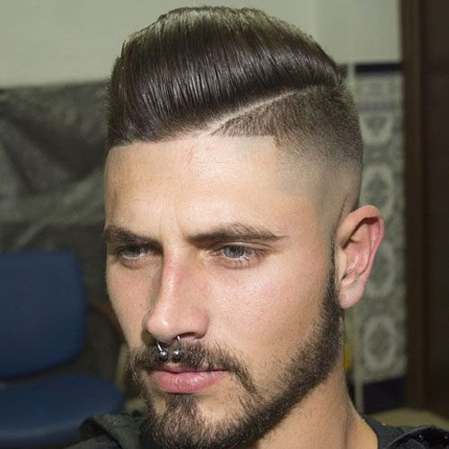 31 Cutest Boys Haircuts For 2018 Fades Pomps Lines More: 1000+ Ideas About Fade Haircut On Pinterest