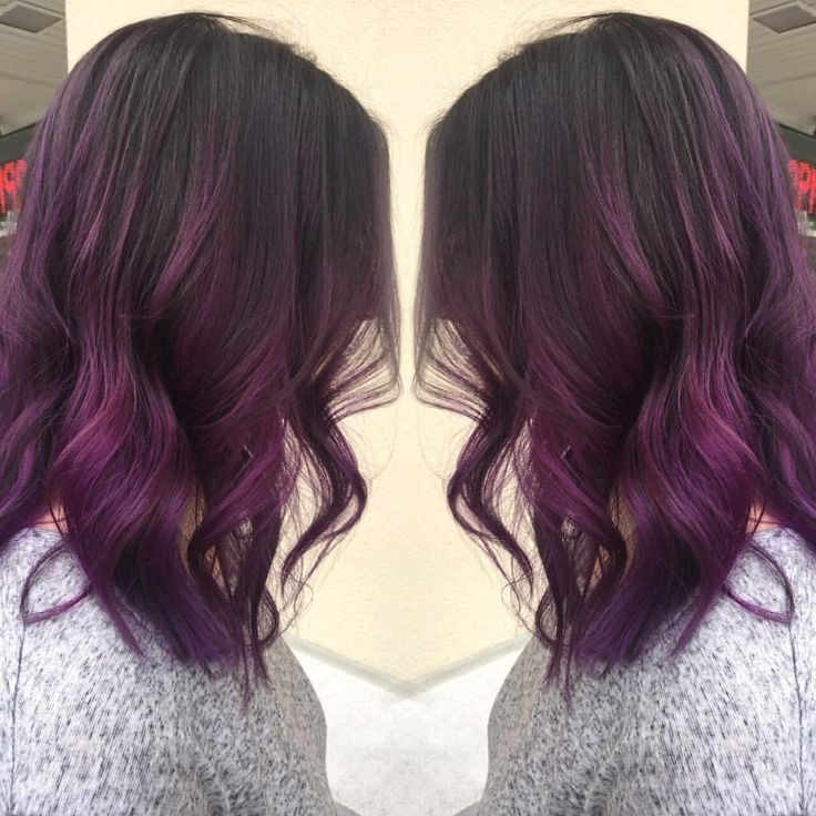 Purple Colormelt by