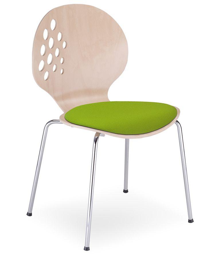 Krzesło do kawiarni Lakka - Nowy Styl | DB Meble #meble #krzesła  http://dbmeble.pl/produkty/lakka-krzeslo-kawiarni/