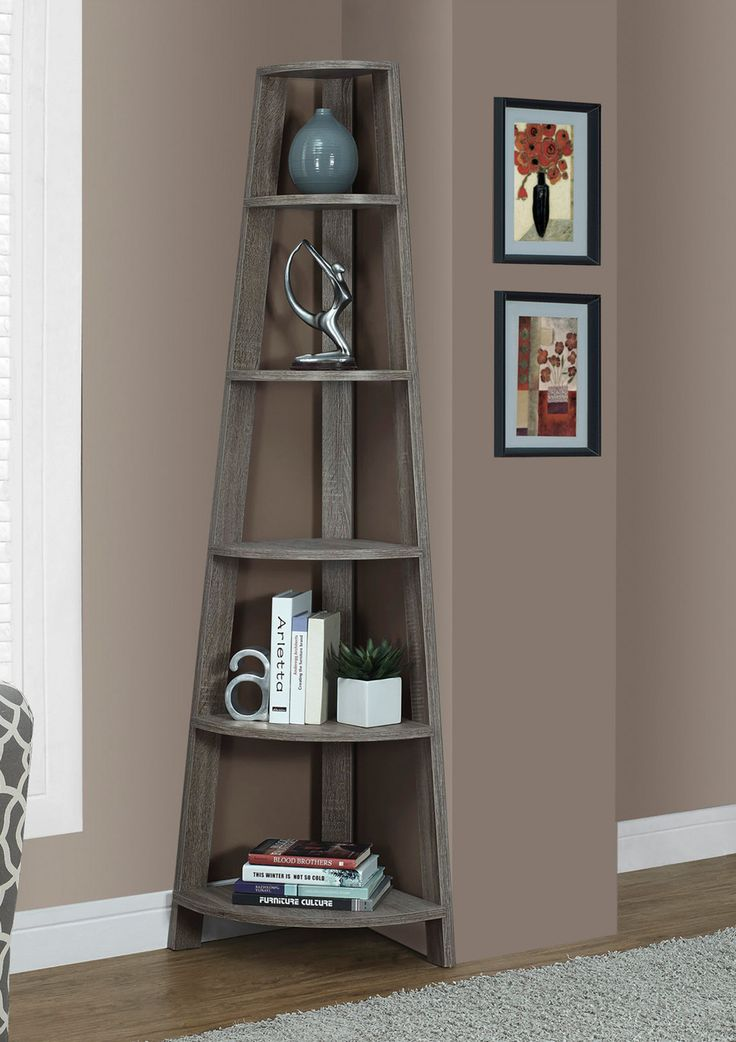 Monarch Corner Accent Etagere · Living Room Corner DecorWall ... Part 45