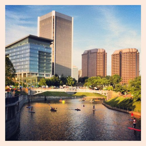 """Five Richmond """"Top Fives"""" -- the Commonwealth's Capital's top 5 from bloggers now living there"""