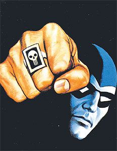 The Phantom. The coolest comic hero of them all.