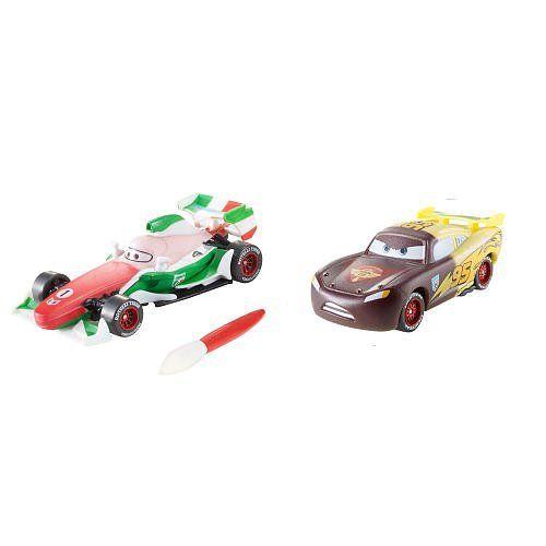 Exclusive Disney Pixar Cars  Color Change Vehicle