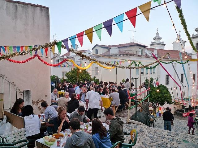 Festas de Alfama e Sao Antonio <3