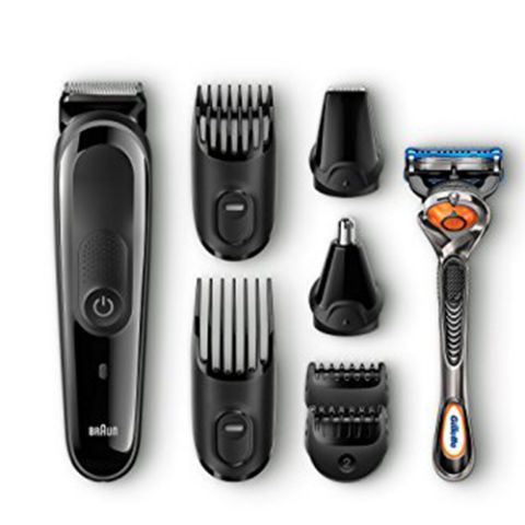 Whether your grooming look is rugged or polished, keeping your man hair in check is always important when it comes to looking your best. Man maintenance can be overlooked by most guys, but if you're starting to look like Tom Hanks in Cast Away, do the right car, watch, and clothes really matter? Take pride in your appearance and stock up on these manscaping gadgets to keep you looking fly AF!
