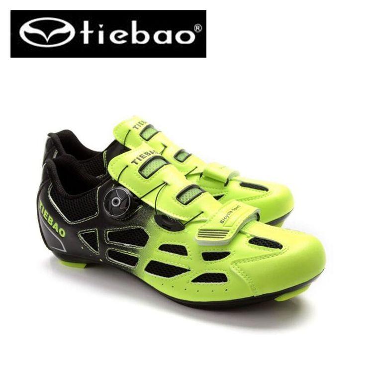 TIEBAO Cycling Shoes Road zapatillas deportivas hombre ciclismo cycling road bike shoes superstar original cycling sneakers men