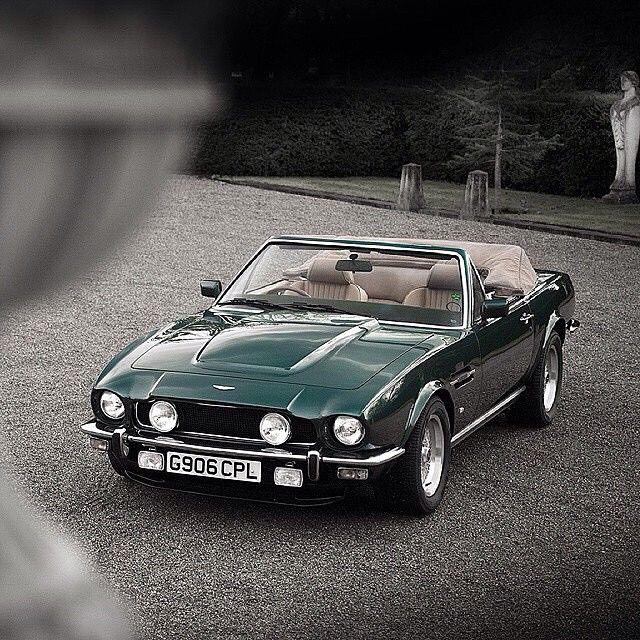 Aston Martin V8 Volante Prince of Wales                              …