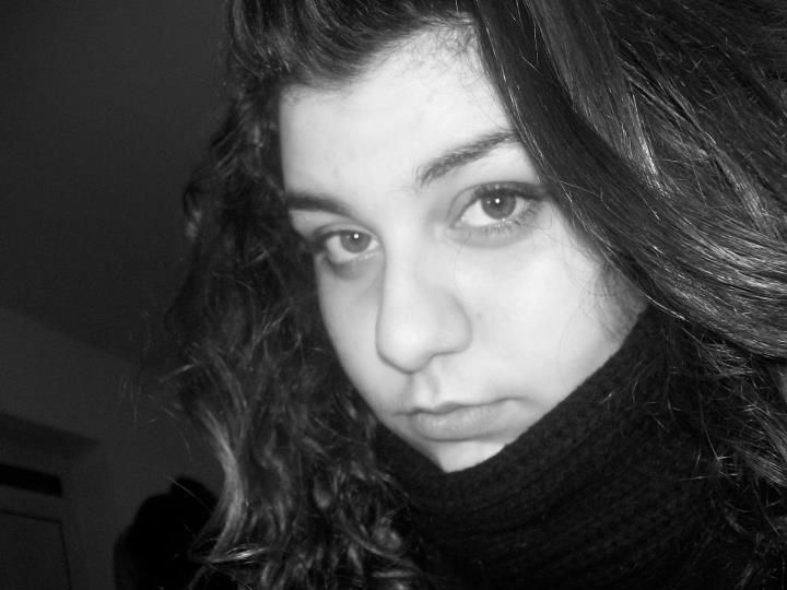 My daughter Giorgia