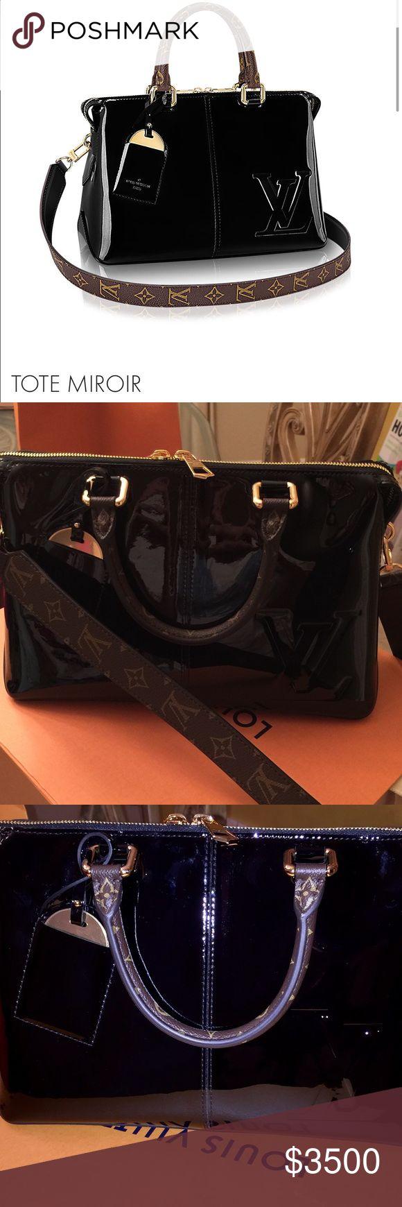 Tote miroir Louis Vuitton. Just sharing Just sharing limited edition Louis Vuitton Bags Totes