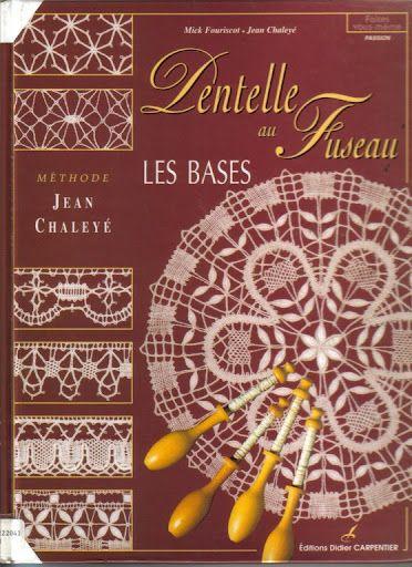 Dentelle au fuseau, les bases – Maria Carmela Fascione – Picasa tīmekļa albumi