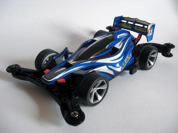 Aero Avante by Aran (original) | Mini 4WD | #Mini4WD | #Tamiya