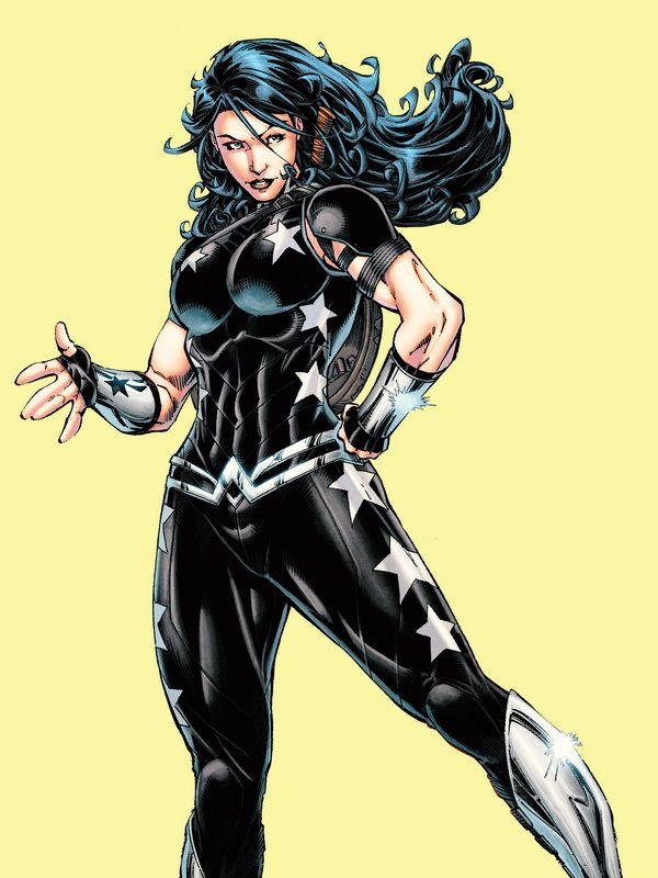 Donna Troy in Titans #1 - Brett Booth I am glad the great Donna Troy is back I have missed her so much