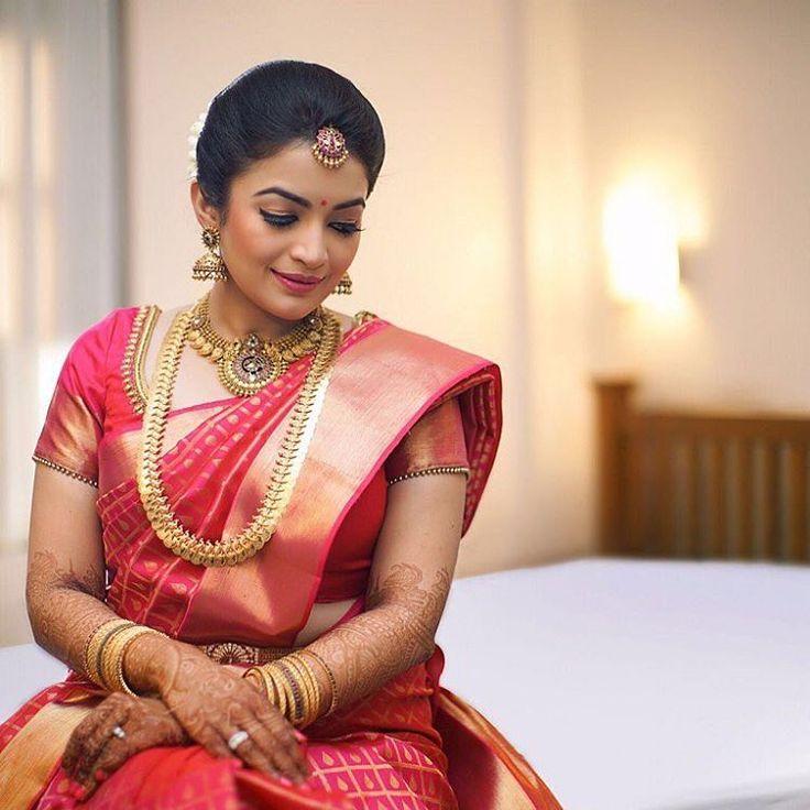 Wedding Hairstyle Tamilnadu: 195 Best Images About Mallu On Pinterest