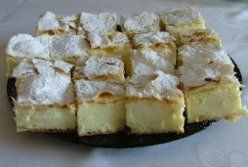 Торт яблочный кремеш