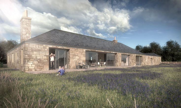Bungalow renovation in County Durham #bungalow #renovation #architecture