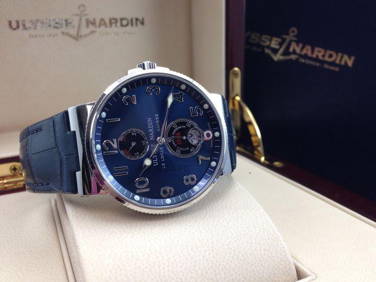 Ulysse Nardin - Marine Chronometer | 263-66 / 623 Pre-Owned