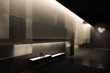 Kanebo Sensai Select Spa, Switzerland _ by Gwenael Nicolas, Curiosity _