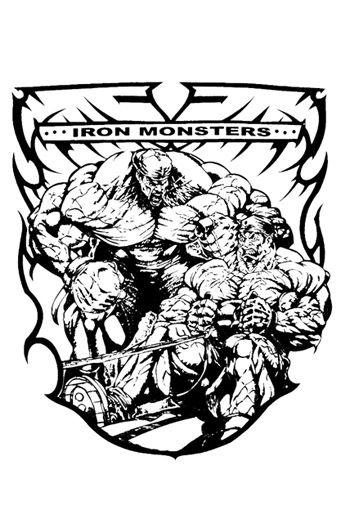 55 best Jerry Beck art images on Pinterest | Bodybuilding