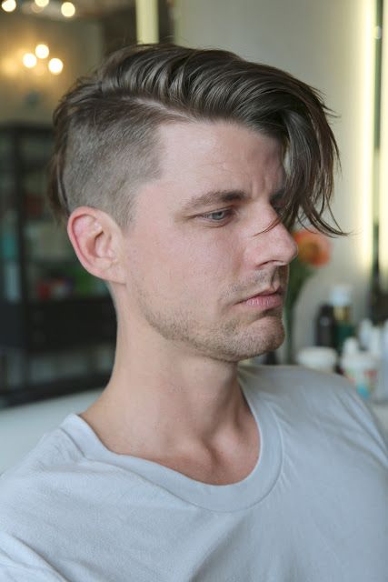 Mister Anhcotran Brian 90 S Skater Punk Boys Hair Cuts