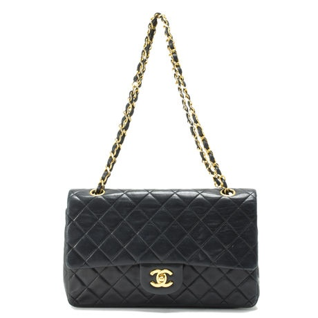 Chanel Double Flap currently on sale at LXR & Co.
