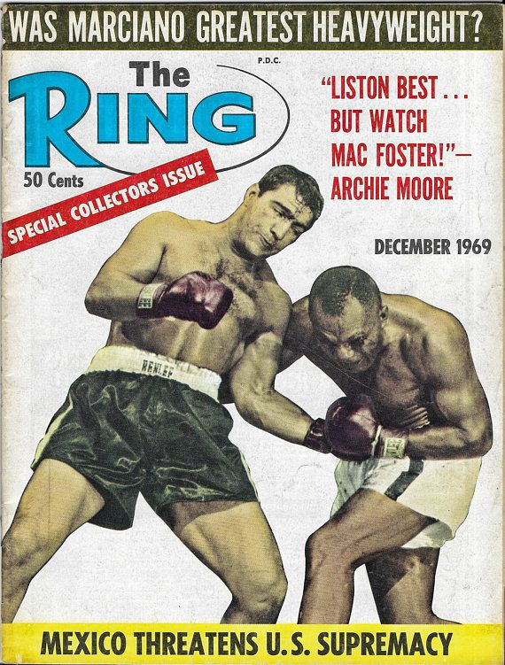 Rocky Marciano defeated Joe Louis BOXING METAL TIN SIGN POSTER WALL PLAQUE