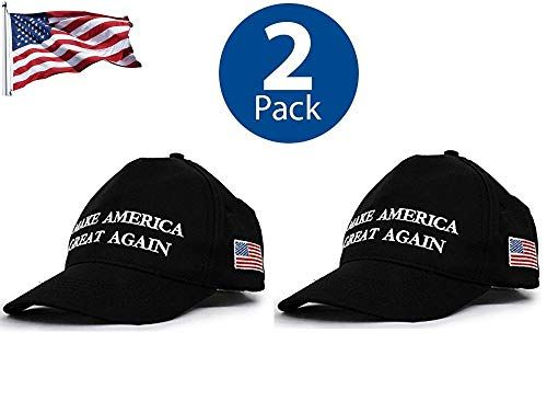 2bab7529881 Make America Great Again Hat Donald Trump USA MAGA Cap Adjustable Baseball  Hat