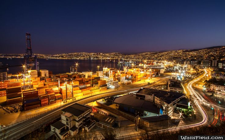You can view, download and comment on Valparaiso Noche free hd wallpapers for your desktop backgrounds, mobile and tablet in different resolutions.