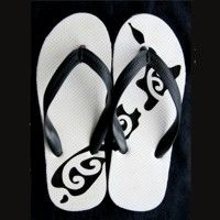 Jandals, A New Zealand icon.